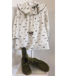 Vestido Libelulas
